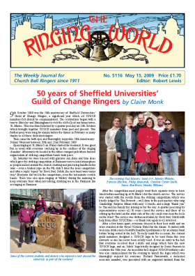 The Ringing World issue 5116