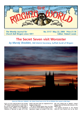 The Ringing World issue 5117