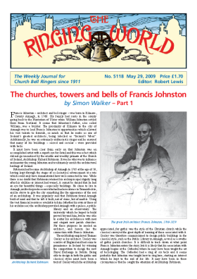 The Ringing World issue 5118