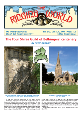 The Ringing World issue 5122