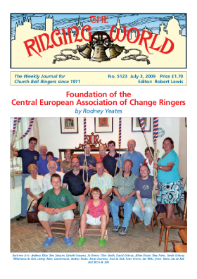 The Ringing World issue 5123