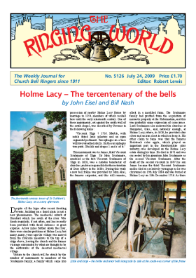 The Ringing World issue 5126