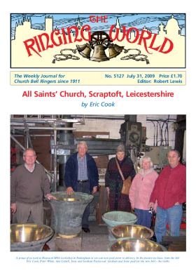 The Ringing World issue 5127