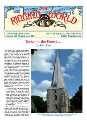 The Ringing World issue 5128
