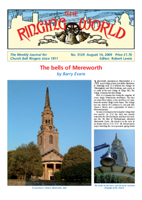 The Ringing World issue 5129