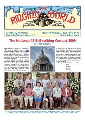 The Ringing World issue 5130