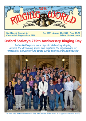 The Ringing World issue 5131
