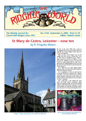 The Ringing World issue 5132