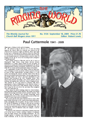The Ringing World issue 5134