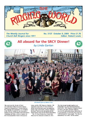 The Ringing World issue 5137