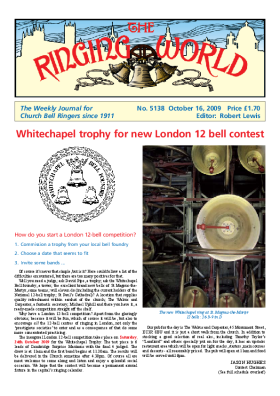 The Ringing World issue 5138