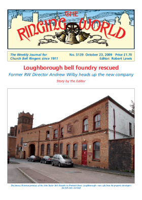 The Ringing World issue 5139