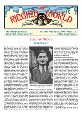 The Ringing World issue 5140