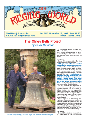 The Ringing World issue 5142