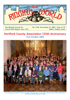 The Ringing World issue 5144