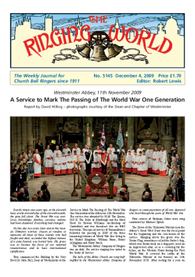 The Ringing World issue 5145