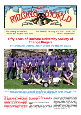 The Ringing World issue 5149