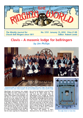 The Ringing World issue 5151