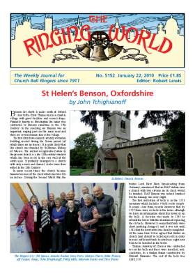 The Ringing World issue 5152