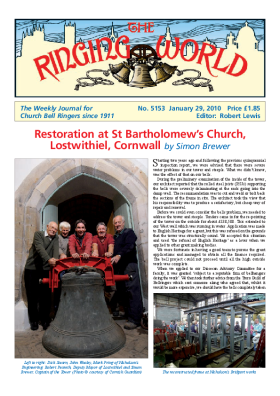 The Ringing World issue 5153