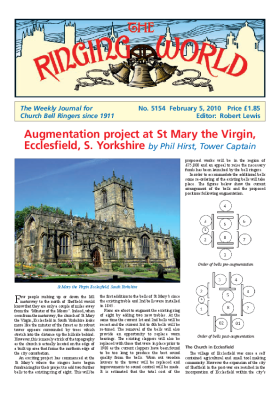 The Ringing World issue 5154