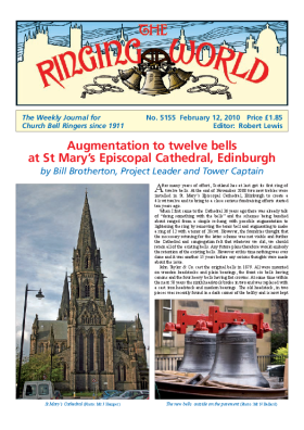 The Ringing World issue 5155