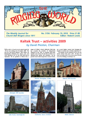 The Ringing World issue 5156