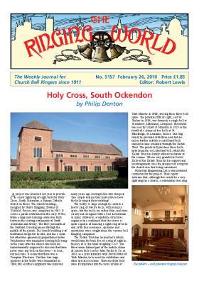 The Ringing World issue 5157