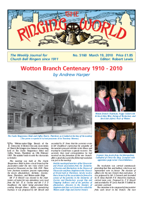 The Ringing World issue 5160