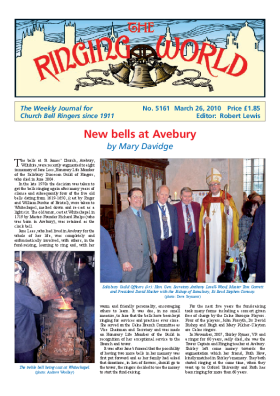 The Ringing World issue 5161