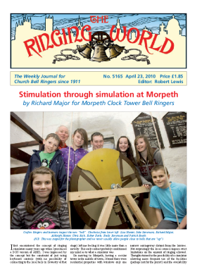 The Ringing World issue 5165