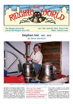 The Ringing World issue 5166