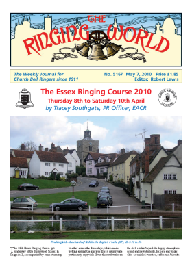 The Ringing World issue 5167