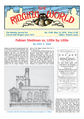 The Ringing World issue 5168