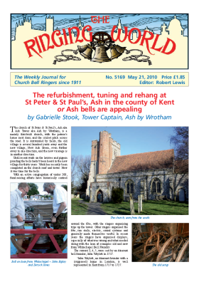 The Ringing World issue 5169