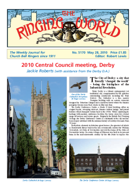 The Ringing World issue 5170
