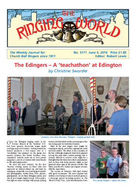 The Ringing World issue 5171