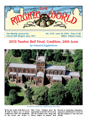 The Ringing World issue 5173