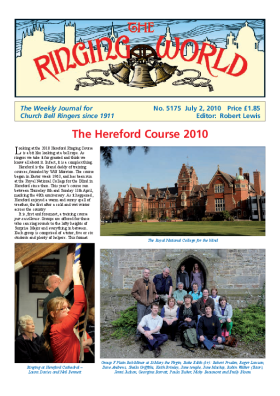 The Ringing World issue 5175