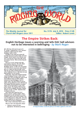 The Ringing World issue 5176
