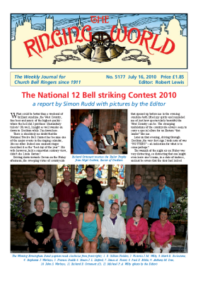 The Ringing World issue 5177