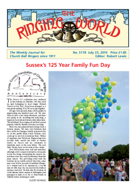 The Ringing World issue 5178