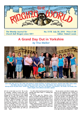 The Ringing World issue 5179