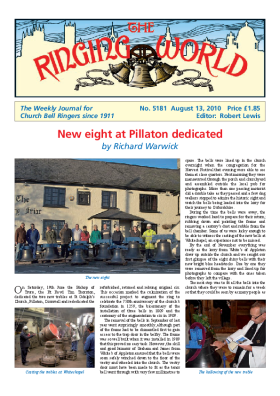 The Ringing World issue 5181