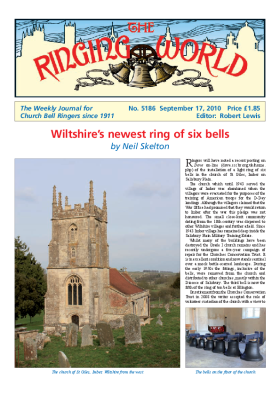The Ringing World issue 5186