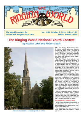 The Ringing World issue 5189