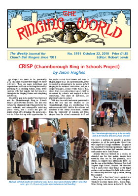 The Ringing World issue 5191
