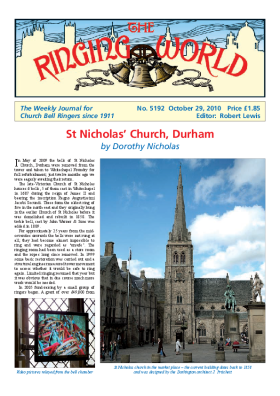The Ringing World issue 5192