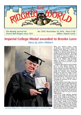 The Ringing World issue 5195