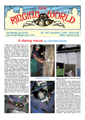 The Ringing World issue 5197